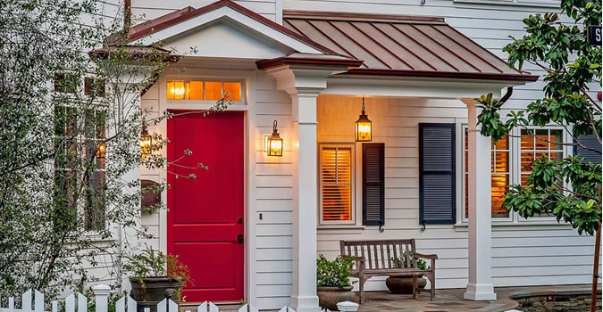 Exterior High Quality Painting Dayton Door painting in Dayton
