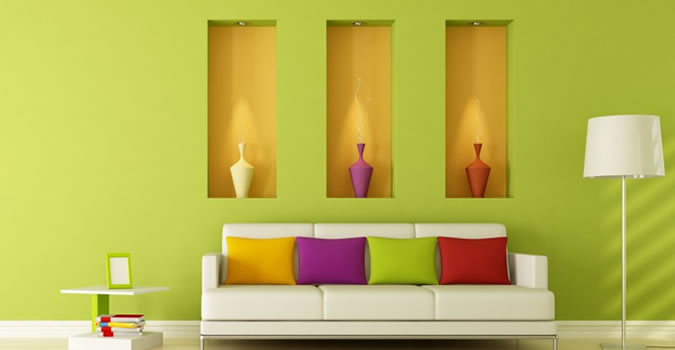 Interior Design Painting in Dayton