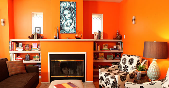 Interior Painting Services in Dayton