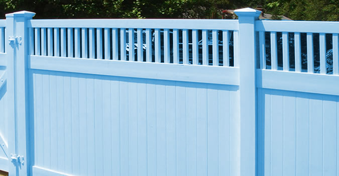Painting on fences decks exterior painting in general Dayton